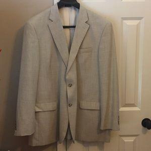 Stafford Suit Jacket - Size 48L  EUC!!!